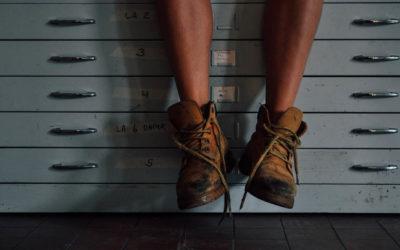 Wenn der berufliche Schuh drückt
