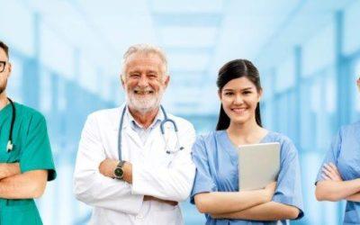 Berufe im Gesundheitswesen – ein Überblick