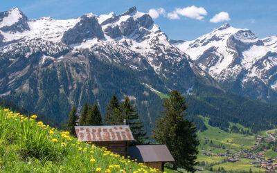 Lockdown in der Schweiz
