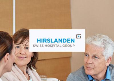 Fachkräfte für Privatklinik in der Schweiz