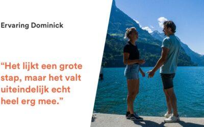 Dominick Nouws, Anesthesiemedewerker in Zwitserland