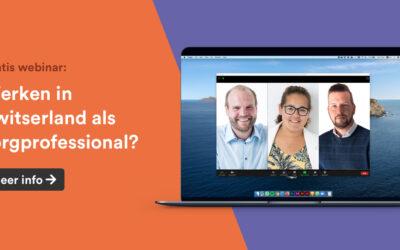 Webinar – Werken in Zwitserland – 20 oktober 2020