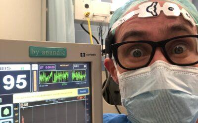 Timothy Wolvetang, Anesthesiemedewerker in Zwitserland